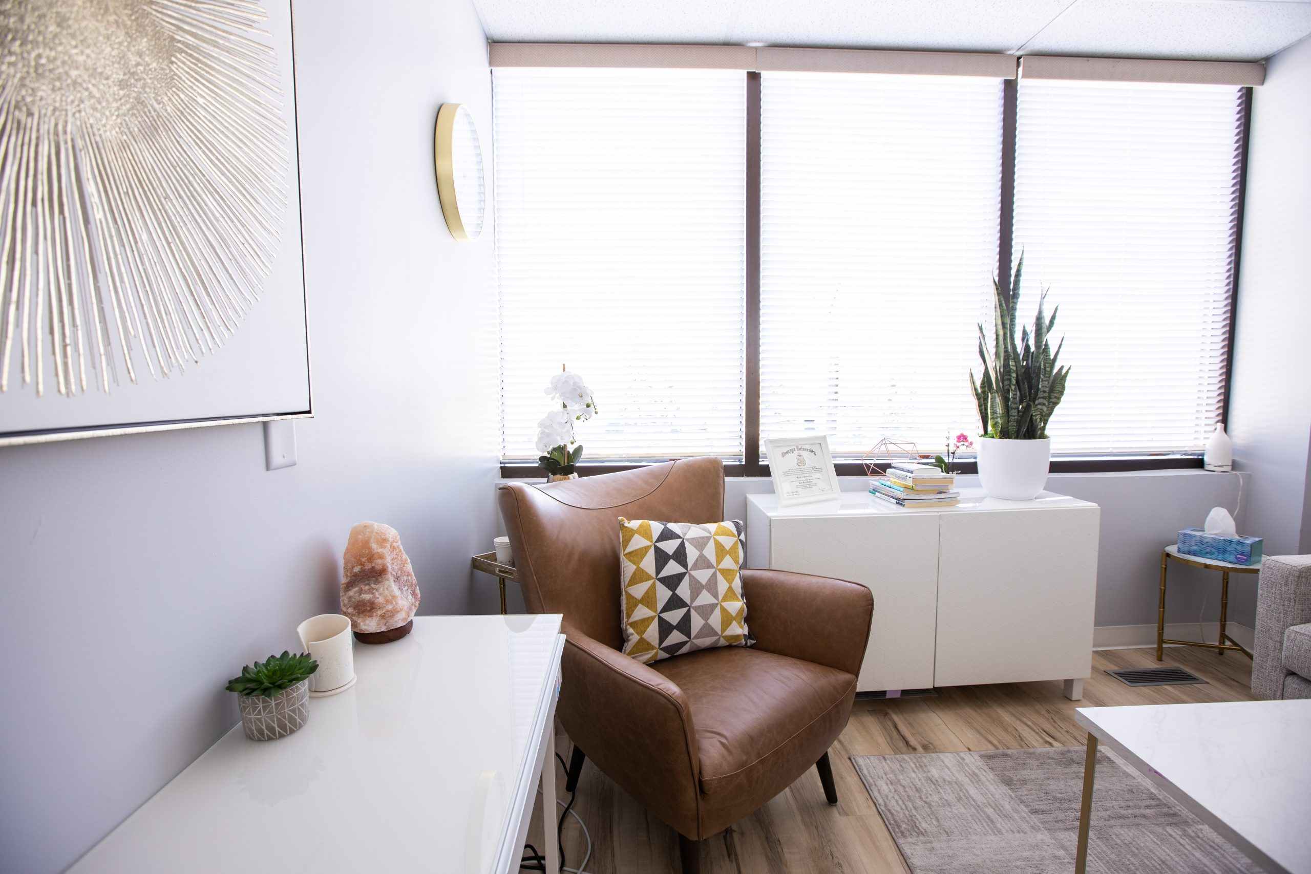 Calgary Reconnect - Unicorn Psychology Office